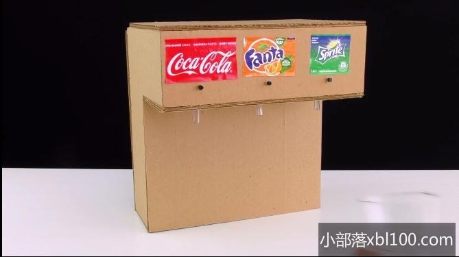 纸箱饮料机