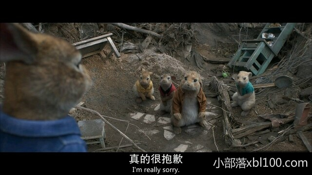 比得兔电影下载