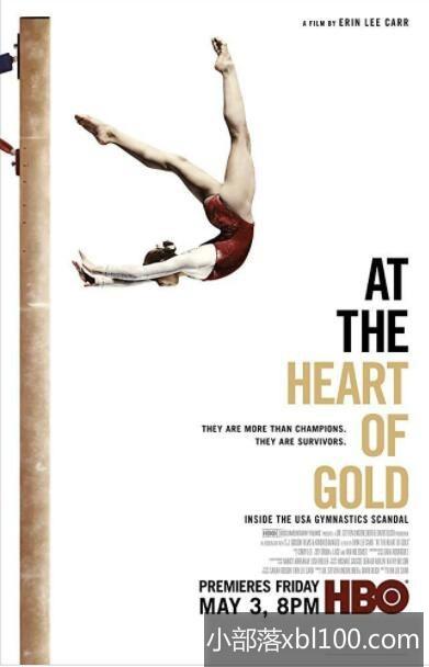 在金牌的核心:美国体操丑闻纪录片