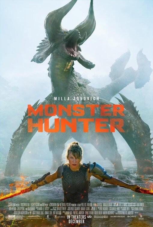 怪物猎人电影
